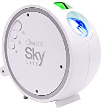 BlissLights Sky Lite Led-lichtprojector, bewolkte hemel of sterrenhemel, als kamerdecoratie, thuisbioscoop of sfeer-nachtlamp