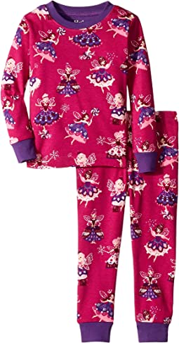 Fairy Princess Organic Cotton Pajama Set (Toddler/Little Kids/Big Kids)