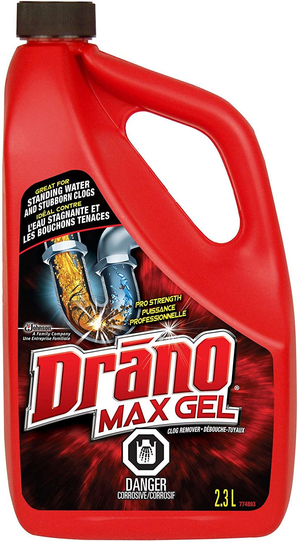 Drano Max Clog Remover Liquid Cleaner 正規取扱店 Drain 海外並行輸入正規品