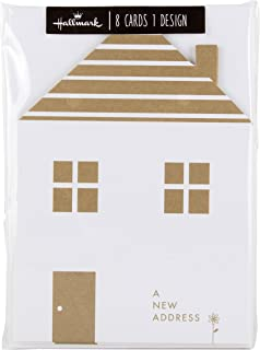 Hallmark New Home Cards (Pack of 8)