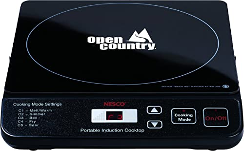 popular Open outlet sale online Country PIC-14SK Portable Induction Cooktop outlet sale