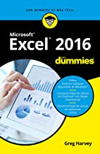 Excel 2016 para Dummies (Spanish Edition)