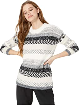38df0655334 Sundance Mixed Stripe Novelty Sweater