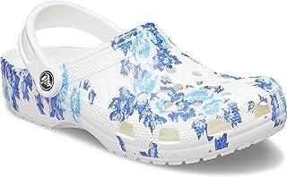 Crocs Classic Printed Floral Clog, Sabot Femme