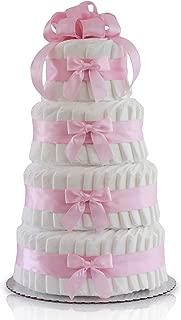 Best 4 tier diaper cake Reviews