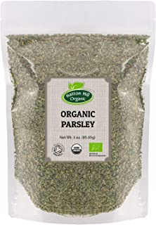 Organic Dried Parsley 3oz. by Hatton Hill Organic