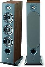 Best Focal Chora 826 Floor Standing Speaker - Dark Wood (Pair) Review