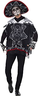 Smiffys 41587 Day of The Dead Bandit Costume (One Size)