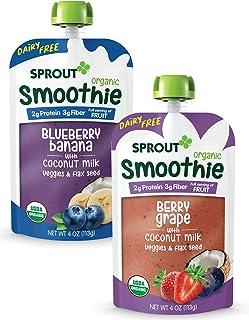 Yogurt Oats Smoothie