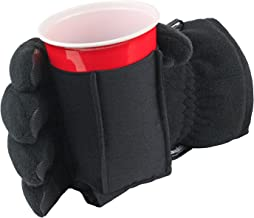 Grand Sierra Tailgator Fleece Glove with Beverage Holder