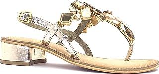 Cinzia Soft Sandali Donna con Applicazioni PID106 002 / Gold
