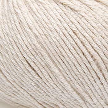 ggh Linova - 075 - Naturaleza - Algodón con lino para tejer y hacer ganchillo: Amazon.es: Hogar