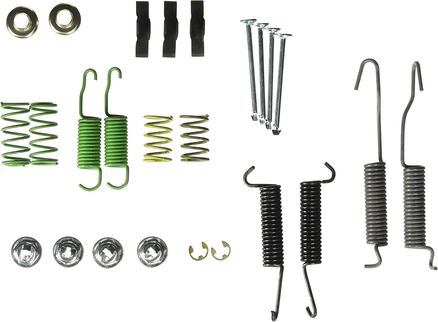 carlson Quality Brake Parts H7046 Kit Combination Regular Directly managed store dealer