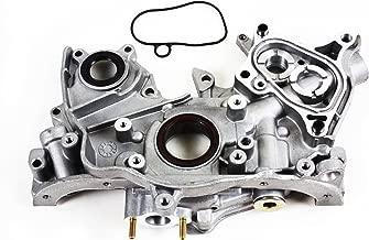 CNS OP647 Engine Oil Pump with Sensor Port for Honda Prelude Si 2.2L 2.3L SE Vtec & Non-Vtec H22A1 H22A4 H23A1 Replaces 15100-P5M-305