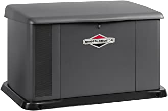 Briggs & Stratton 40401 16000-Watt Home Standby Generator System with 200 Amp Automatic Transfer Switch