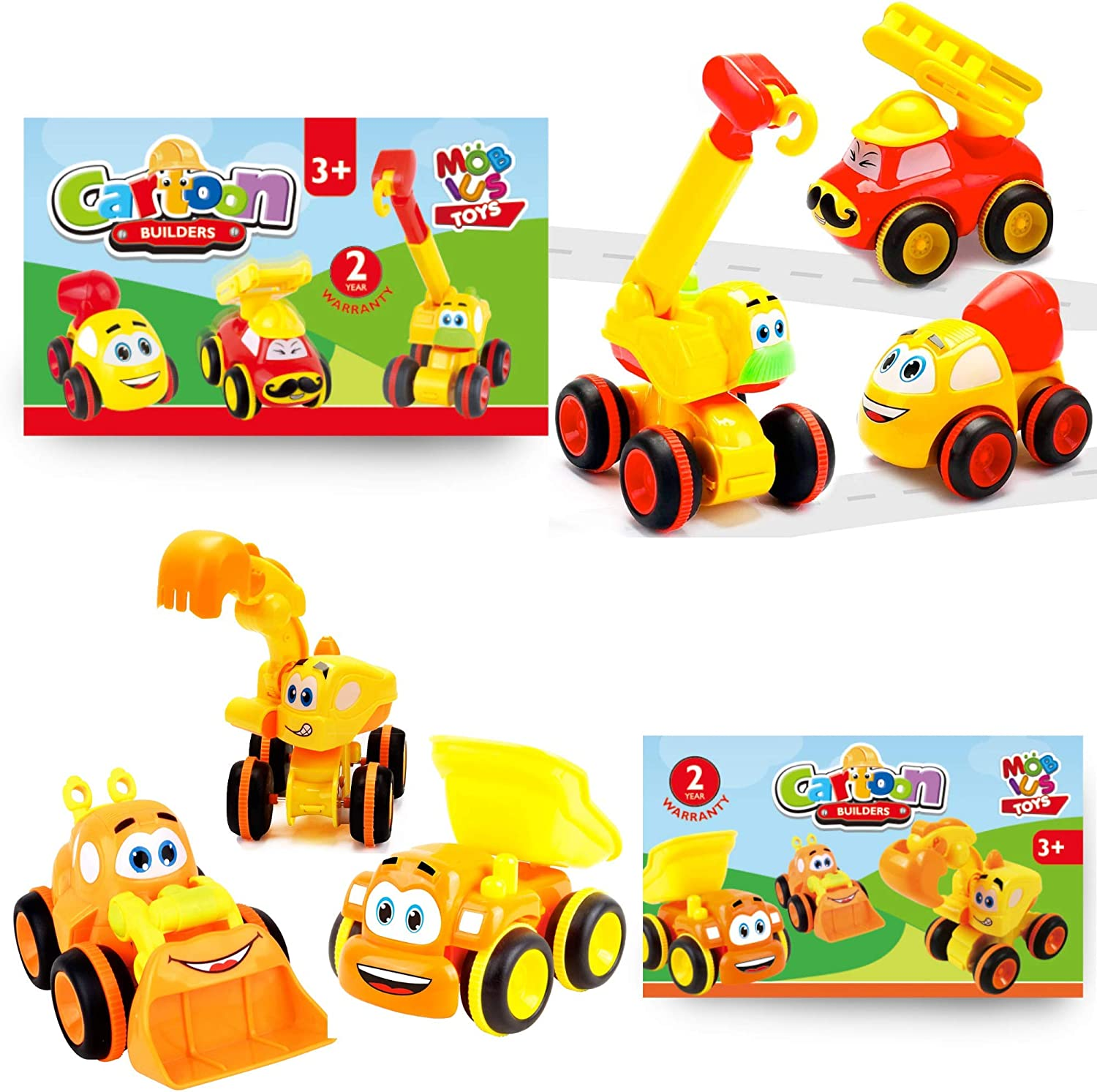 Toys for 驚きの価格が実現 a 2 Year Old Boy Trucks 3 2+ - Powered Yea 格安SALEスタート Friction