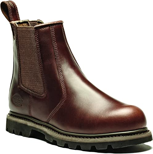Dickies Fife, Bottes Chelsea Homme