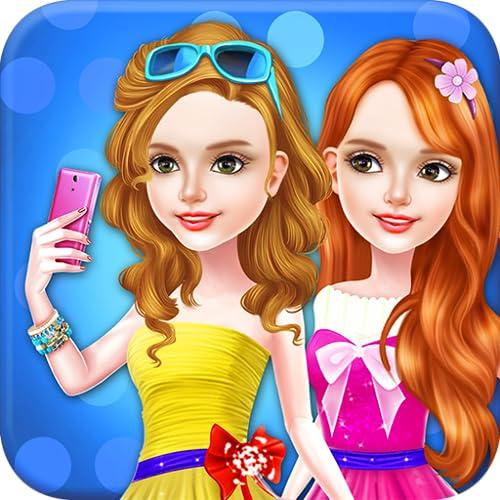 Mein Perfekter Selfie ein Sozialer Einfluß sein - Ein lustiges Spiel für Kinder, um Bilder zu sehen, zu genießen und im Internet berühmt zu werden!
