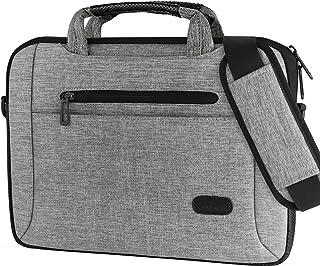 """Procase 13 - 13.5 Inch Laptop Bag Messenger Shoulder Bag Briefcase Sleeve Case For 13"""" Macbook Pro Air Surface Book, 12 13..."""
