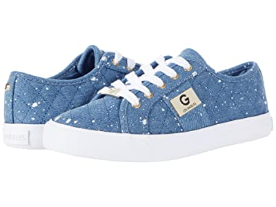GBG Los Angeles Backer (Blue Splatter Denim) Women