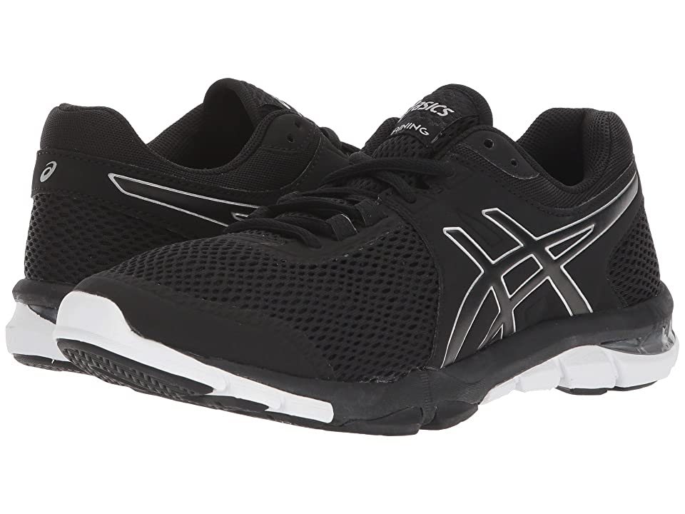 ASICS Gel-Craze TR 4 (Black/Silver/White) Women