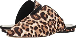 Cheetah/Black Haircalf/Grosgrain Binding