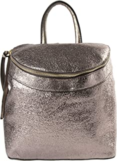 Lenz Fashion Backpack for Women, Pink, Leather - S18-B037
