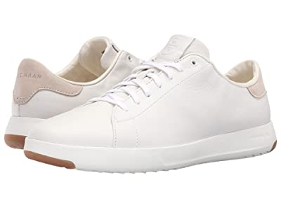 Cole Haan GrandPro Tennis Sneaker (White) Men