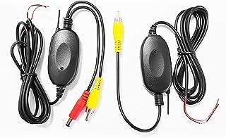 XOMAX XM-KL001 draadloze adapter voor achteruitrijcamera / parkeerhulp + draadloze zender set + draadloze videooverdracht...