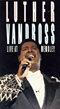 luther vandross dvd concert