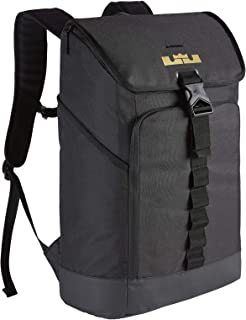 Nike Polyester Black Laptop Backpack