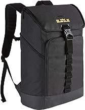 Men's Nike LeBron Max Air Ambassador Backpack Black/Metallic Gold Size One Size