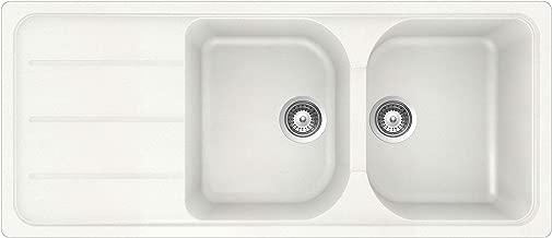 reversibile 18//10 Franke solido lavello da incasso hydros HDX 654 96 TT 1010303642 5/x 51/cm 1/pezzi