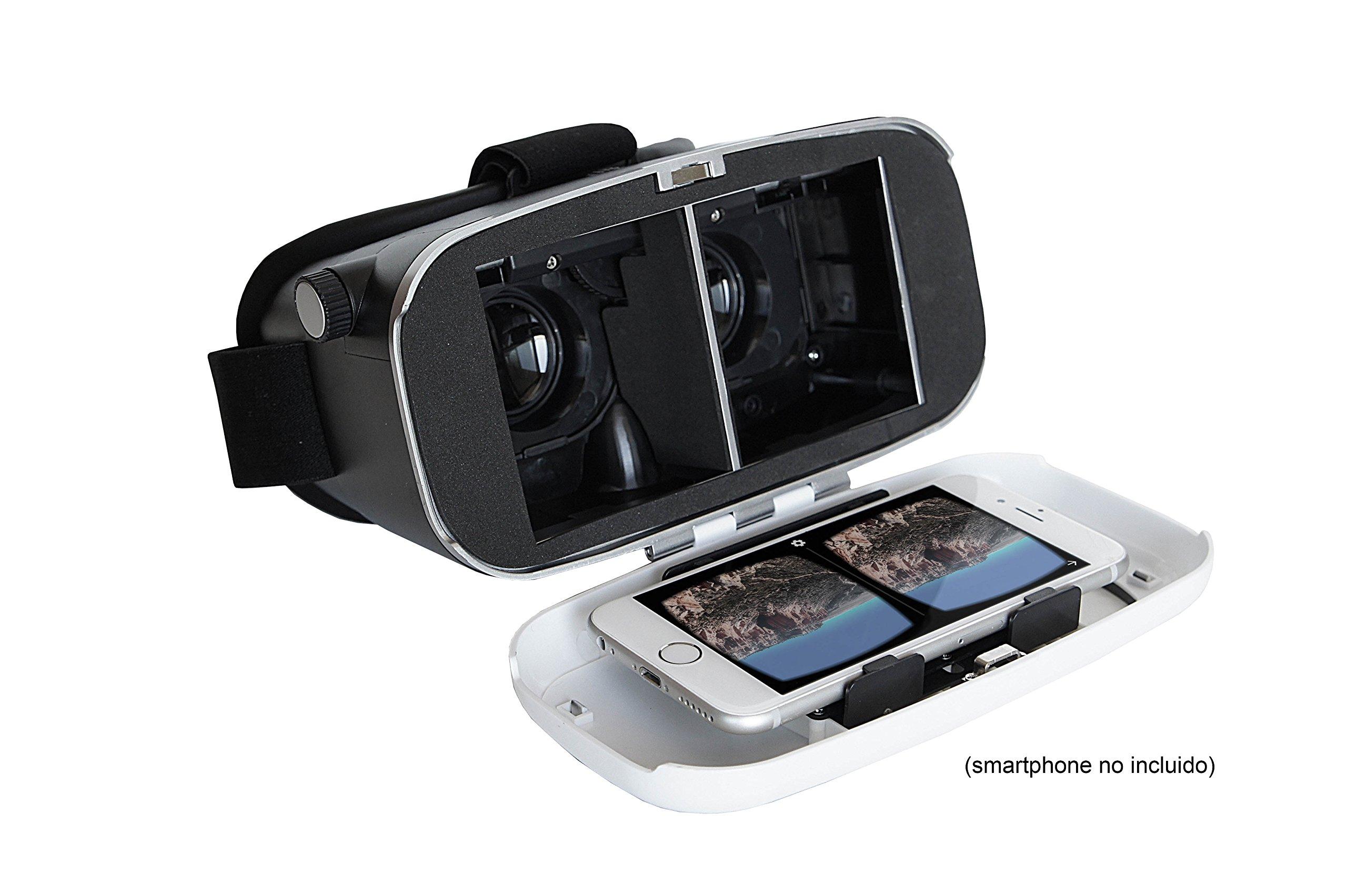 xtreme Reality, Gafas VR de Realidad Virtual 3D, 30 x 10 x 30 cm ...