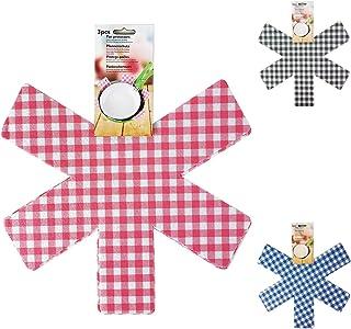 Tefal E75600 Jamie Oliver - Sartenes (24 cm + 28 cm, inducción, Revestimiento Antiadherente anodizado, Acero Inoxidable y Revestimiento Antiadherente), 3er Set Pfannenschoner