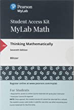 Best pearson thinking mathematically Reviews