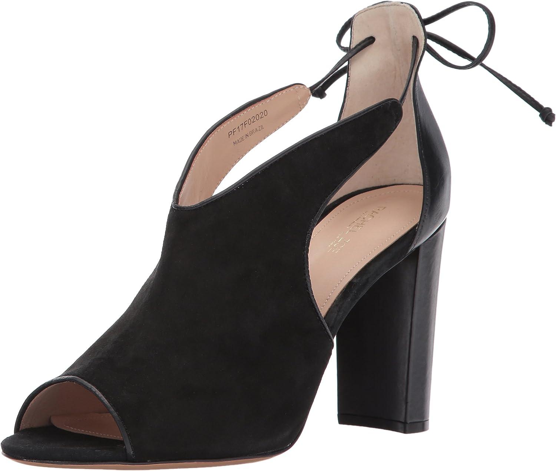 Rachel Zoe Womens Stephanie PEEP-Toe Heeled Sandal