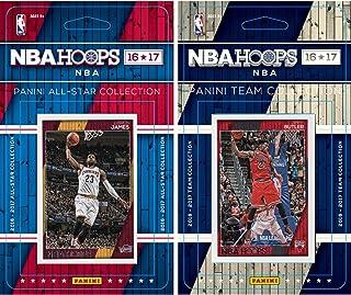 NBA Chicago Bulls Men's Licensed 2016-17 Hoops Team Plus All-Star Set, White