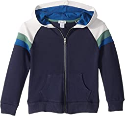 Racing Stripe Hoodie Jacket (Toddler)
