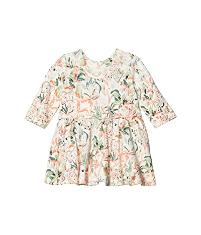 finn + emma Animal Kingdom Twirl Dress (Infant/Toddler) (Animal Kingdom) Kid