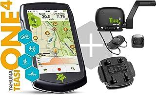 TAHUNA Teasi One Outdoor-navigatiesysteem met bluetooth, kompas en kaart van Europa