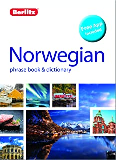 Berlitz Phrase Book & Dictionary Norwegian (Bilingual dictionary)