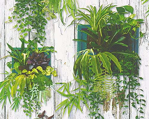 A.S. Création Papier peint Authentic walls multicolore 10,05 m x 0,53 m 304131