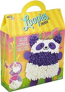 ALEX Toys Loopies Panda Craft Kit