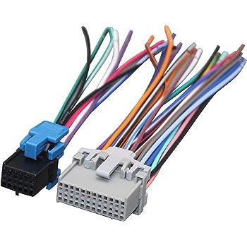 Amazon.com: 2002-2004 GMC Envoy Radio Stereo Wire Harness Car Audio Parts:  Car ElectronicsAmazon.com