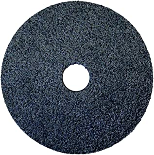 Weiler 62013 Wolverine Zirconia Alumina Resin Fiber Sanding & Grinding Disc, 5
