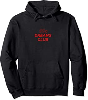 Aesthetic Dreams Club Clothing Soft Grunge E-Girl Women Men Pullover Hoodie