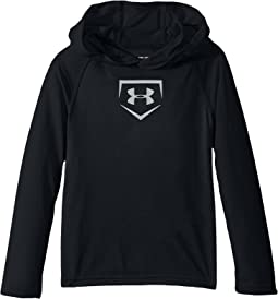 Under Armour Kids - Baseball Hoodie (Big Kids)