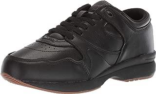 Propét Mens Cross Walker Le Leather Low Top Lace Up Walking Shoes US