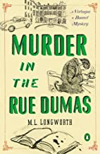 Murder in the Rue Dumas (Verlaque and Bonnet Provencal Mystery Book 2)